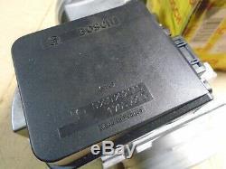 Genuine Bmw Bosch Mass Air Flow Meter 0280202066 Fits E30 Models Etc! New! Rare