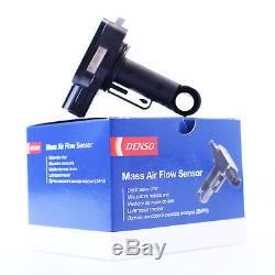 Genuine Denso DMA-0114 Mass Air Flow Meter MAF Sensor Replacement Part