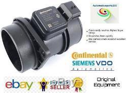 Genuine New Siemens Mass Air Flow Meter For Vauxhall Movano Vivaro 2.0 2.5 CDTI
