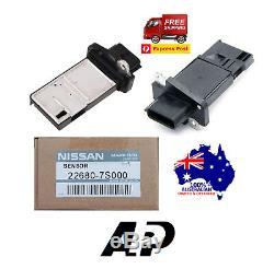 Genuine Nissan Air Flow Meter Maf Afm 226807s00a Sensor R51 Gtr