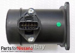 Genuine Nissan Infiniti 2000-2001 Maxima I30 Mass Air Flow Sensor Meter New Oem