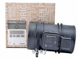 Genuine Nissan Qashqai 1.5 DCI Mass Air Flow Meter Sensor 5WK97008 2006-2012
