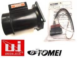 Genuine Nissan Unisia Jecs Z32 AFM MAF Air Flow Meter with Tomei Plug -For 300ZX