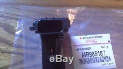 Genuine Oem Mr985187 Mass Air Flow Sensor Meter For Mitsubishi Lancer/outlander