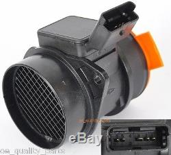 Genuine Original VOD Siemens Mass Air Flow Intake Meter Sensor Peugeot 2.0HDi