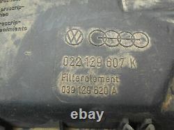 Genuine Porsche 914 1.8 Air Cleaner Box Assy W Mass Air Flow Meter Snorkel Afm