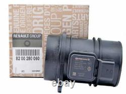 Genuine Renault Trafic 2.0 dCI Diesel Mass Air Flow Meter Sensor 8200280060
