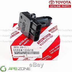 Genuine Toyota Lexus Intake Air Flow Meter Oem 22204-22010
