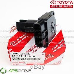 Genuine Toyota Lexus Scion Intake Air Mass Flow Meter Sensor Oem 22204-21010