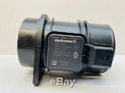 Genuine Vauxhall Vivaro 2.0 Diesel Air Mass Flow Meter Sensor New 93863896