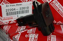 Hilux Air Flow Meter for Prado RAV 4 MAF AFM Sensor KUN TGN GGN MR2 Tarago Echo