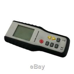 Hot Wire Thermo Thermal Anemometer Wind Speed Meter LCD Air Flow Velocity Tester