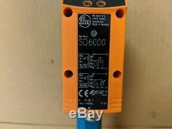 IFM Efector SD6000 Compressed Air Flowmeter