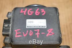 JDM 03-05 Mitsubishi Evolution 7 8 OEM MASS MAF AIR FLOW METER SENSOR 4G63T