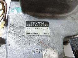 JDM Toyota Corolla Levin AE101 GT 4A 20V Silvertop 4AGE AFM Air Flow Meter OEM
