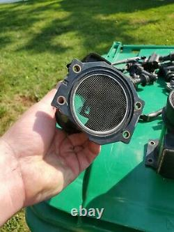 JNissan Skyline GT-R R32 R33 RB26DETT OEM Mass Air Flow Meter Sensors GTR RB26