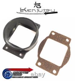 Kenjutsu 3 76mm AFM MAF adaptor for BMW Toyota VW Vauxhall Bosch Air Flow Meter