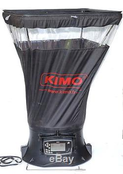 Kimo DBM610 Airconditioning Air Flow Meter airflow Meter FlowithTemp/deltaP/