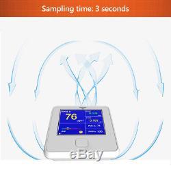 LCD DM103 PM2.5 Detector Haze Dust AQI/HCHO/TVOC Gas Air Quality Test Monitor