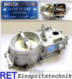 Luftmengenmesser BOSCH 0438121043 Mercedes Benz 190 E W 201 LM0008