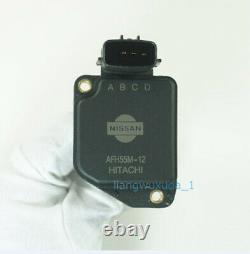 MAF Meter Mass Air Flow Sensor Fits Nissan Frontier Pickup Xterra 2.4L AFH55M-12