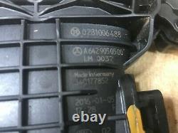 MERCEDES 3.0 V6 OM642 2013-2018 Air mass flow meter right side A6429050500