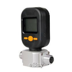 MF5712 Flow Meter 200L/min Digital Gas Air Nitrogen Oxygen Mass Flow Meter