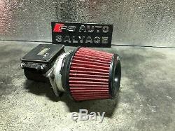 MITSUBISHI FTO 1995 2.0 MASS AIR FLOW METER SENSOR E5T05375 + APEXi AIR FILTER