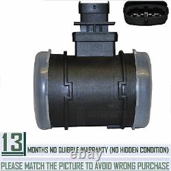Maf Sensor / Mass Air Flow Meter Sensor For Opel, Saab, Suzuki, Vauxhall