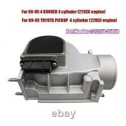 Mass Air Flow Meter Sensor 22250-35050 For 89-95 Toyota pickup & 4runner 22RE