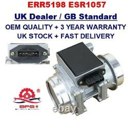 Mass Air Flow Meter Sensor ERR5198 for LAND ROVER Range Rover I / DISCOVERY I