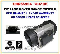 Mass Air Flow Meter Sensor ERR5595A for LAND ROVER Range Rover II 3.9 4.0 4.6