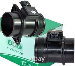 Mass Air Flow Meter Sensor For Peugeot 307 308 407 Citroen C4 C5 C6 2.0 2.7 Hdi