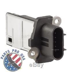 Mass Air Flow Meter Sensor for 05-12 GM Buick Chevy Saturn 2.4 2.9 3.0 4.2 6.2
