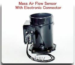 Mass Air Flow Meter With Connector Fit Nissan Maxima Infiniti J30 Q45 3.0L V6