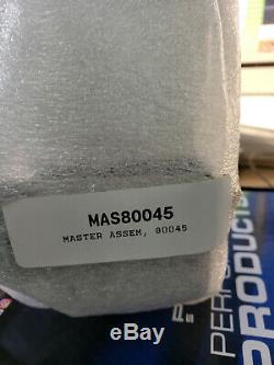 Mass Air Flow Sensor-Meter BBK MAF 86-93 mustang billet new in box 76mm 24# inj