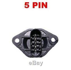 Mass Air Flow meter Sensor 0281002531 038906461B for AUDI VW SKODA SEAT BOSCH