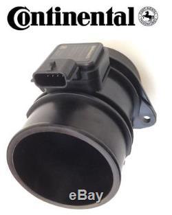Mass Air Flow meter Sensor 8200682558 5WK97021 GENUINE VDO for RENAULT 1.5 DCI