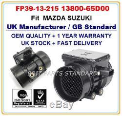 Mass Air Flow meter sensor 1380065D00 FP3913215 for SUZUKI VITARA GRAND VITARA I