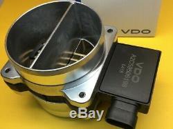 Mass air flow meter for HSV VY CLUBSPORT + R8 5.7L 02-04 LS1 AFM MAF VDO 2 YrWty