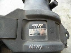 Mazda Rotary RX-7 FC S4 S5 Mass Air Flow Meter Sensor N370 197200-0020 JDM 13BT