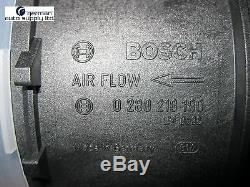 Mercedes-Benz Air Mass Sensor, MAF BOSCH 0280218190 NEW OEM MB