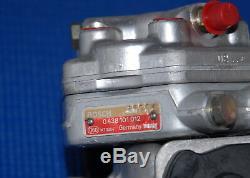Mercedes-Benz Bosch 6-Cyl Fuel Distributor 190E 300E 300CE 300TE 260E