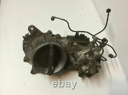 Mercedes Mass Air Flow Meter 0438121001 With Divider Fuel Distributor 0438101002