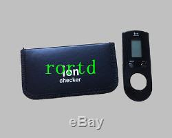 Mini Negative Anion Concentration Detector Tester Air Ion Checker Meter Counter