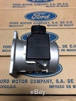NEW OEM MASS AIR FLOW SENSOR METER MAF 4pin 92-93-94 Ford Crown Lincoln Mustang