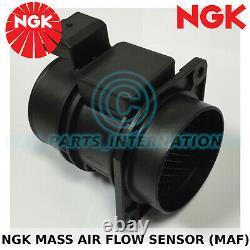 NGK Mass Air Flow (MAF) Sensor Meter Stk No 90144, Part No EPBMWT6-A001H