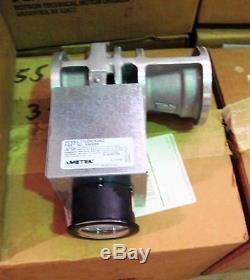 New Ametek Aluminium Air Flow Meter Rotron Fm20c030q 550599 Surplus Nos