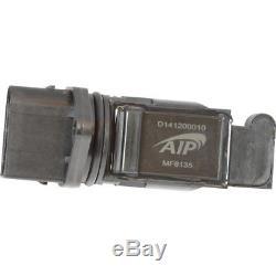 New Mass Air Flow Sensor Meter Maf For 2004-2005 Bmw 545 645 745 X5 V8 Dohc