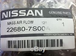 New Oem Nissan Maf Mass Air Flow Meter/sensor Fits Many Nissan / Infinity Models